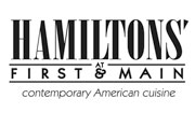 Hamiltons' at First and Main